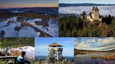 Jaká jsou nejkrásnější místa Šumavy? Tipy na výlety i s dětmi Mount Rushmore, Mountains, Jezera, Nature, Painting, Travel, Outdoor, Art, Blog