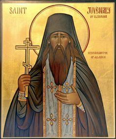 St. Juvenaly, Martyr of Alaska #orthodox #christianity