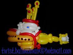 Yellow Submarine, Beatles ( Balloon )