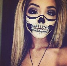 makeup for Halloween for girls photos ,examples makeup for Halloween https://i-am-lady.com/
