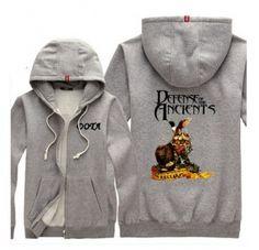 Mens DOTA 2 hoodie da Besta mestre impresso plus size