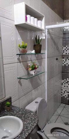 Bathroom Design Luxury, Bathroom Design Small, Simple Bathroom, Modern Bathroom, Home Room Design, House Design, Home Decor Furniture, House Rooms, Bathroom Inspiration