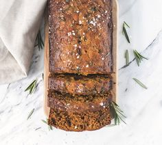 Pumpkin Bread (With a Twist)