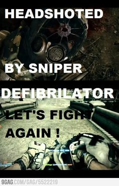 Battlefield Logic. Sidenote: It's a sad fact to me that none of you house wives will get that crap i pin on here. (O_o)? - CJ