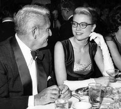 grace Kelly's glasses are the best!