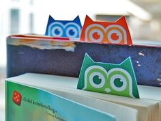 10 Awesome Owl Craft Projects ...  I will do all of these!