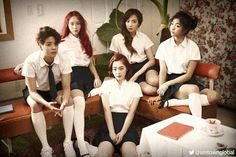 """Blog post: f(x) """"Pink Tape"""" + """"Rum Pum Pum"""" Comeback News, Teasers And More!"""