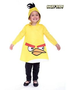 Angry Birds Toddler Yellow Birds Costume