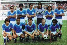 Millonarios-futbol.red Futbol Red, Soccer, America, Retro, Football Team, World Championship, Hs Football, Futbol, Rustic