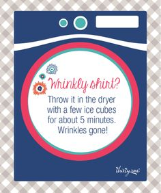 We found this cool tip and had to share!