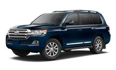 Toyota Land Cruiser Reviews - Toyota Land Cruiser Price, Photos, and Specs - Car and Driver