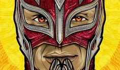 Pale Horse x WWE Magazine by Pale Horse , via Behance