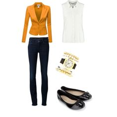 Casual <3 by s-ling-yevenes on Polyvore featuring polyvore, fashion, style, Vero Moda, Doublju, Goldsign, Accessorize and Charlotte Russe