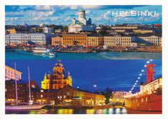 Helsinki Multiview, Finland   by Striderv