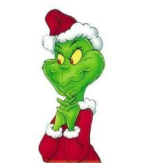 image result for grinch clipart free printables christmas rh pinterest com grinch clip art easy grinch clipart png