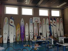 Mistral surfboards, 1978