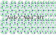 Josie's Jamberry Nail Art