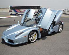 Grigio Alloy Ferrari Enzo