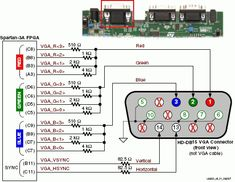 vga to rca wiring diagram vga to yellow rca diy wiring diagrams