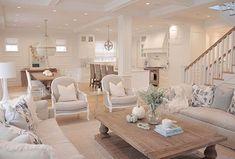 furniture arrangement for great room