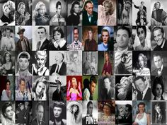 Stars of Old Hollywood