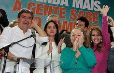 JORNAL CORREIO MS: Nelsinho chora, pede apoio ao interior e destaca e...