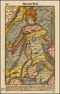 The Land Of Maps