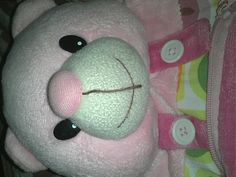 Teddy bear bag for children