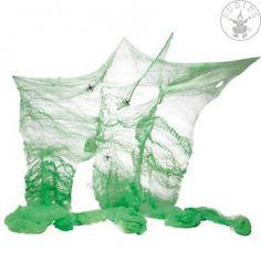 Doplňky - Pavučina zelená 60 gr.