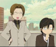 Yashiro & Ren
