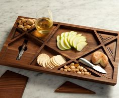 Puzzle Tray by Newton Vineyards