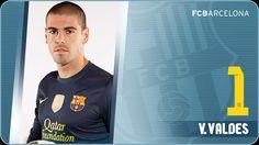V.Valdés | FC Barcelona.