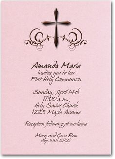 metallic gold communion cup invitations first holy communion