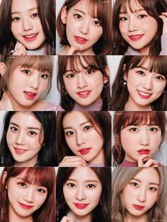 December 21 2018 at Kpop Girl Groups, Korean Girl Groups, Kpop Girls, Bts Jungkook, Yuri, K Pop, Korean Bangs, Sakura Miyawaki, Gfriend Sowon
