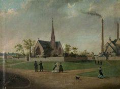 St Marys church Montrose