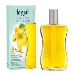 Fenjal Cream Bath Oil - Moringa 200ml #fenjal #bath oil #fragrance #summer #beautiful
