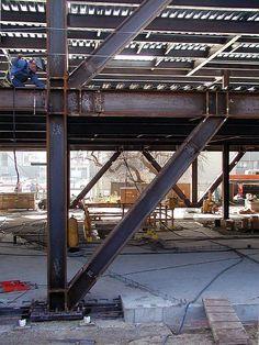 Custom Metal Fabrication, Steel Trusses, Metal Structure, Construction Design, Bridges, Container, Modern Bathroom Design, Steel Structure, Wine Cellars