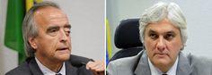 Senador Delcídio Amaral (MS), que foi do PSDB antes de se filiar ao PT, teria recebido vantagens ilícitas num contrato de US$ 500 milhões, fechado quando era diretor de Gás e Energia da Petrobras; valor teria sido pago pela Alstom, envolvida em escândalos de financiamento ilegal ao PSDB, e pela GE; revelação foi feita no mesmo dia em que a PF deflagra a Operação Sangue Negro para apurar esquemas de corrupção na Petrobras desde 1997, ou seja, quando FHC era presidente; questionado a…