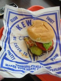 "The hit FOX television show ""Glee"" is set in Lima, Ohio, where Kewpee Hamburgers is a legend."