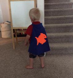 Another #TinySuperhero joins the Squad!