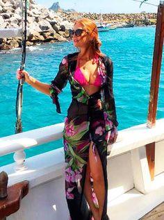 Marina Ruy Barbosa, Looks de Praia