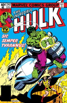 The Hulk is a fictional character, a superhero in the Marvel Comics Universe. Created by Stan Lee and Jack Kirby, the character first appeared in The Incredible Hulk (May Hulk Marvel, Marvel Comics Superheroes, Hulk Comic, Marvel Comic Books, Comic Book Heroes, Comic Books Art, Comic Art, Marvel Characters, Dc Comics