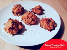 *CaNdY FiT*: #RECIPEFRIDAY: Baked Salmon Balls... via @Kierston