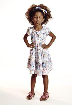 Momi | Moda | Roupa Infantil Feminina | Coleção Verão www.lojachicchic.com.br