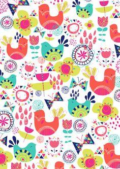 Genine delahaye design :: patterns in 2019 рисунки, узоры, п Cool Patterns, Textures Patterns, Fabric Patterns, Print Patterns, Surface Pattern Design, Pattern Art, Textiles, Cute Animal Illustration, Animal Illustrations