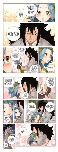 Our Future - ch. Gale Fairy Tail, Fairy Tail Art, Fairy Tail Ships, Fairy Tail Family, Fairy Tail Couples, Fairy Tale Anime, Fairy Tales, Gajevy Smut, Doujinshi