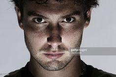 Ernests Gulbis of Latvia poses during the ATP Mens Tennis portrait session at the Indian Wells Tennis Club on March 8, 2011 in Palm Springs, California.