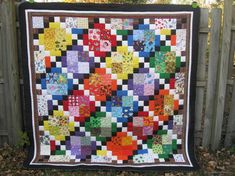 ISpy Diamond Duo Quilt
