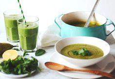 Sopa para desintoxicar tu cuerpo