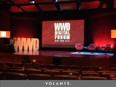 VOLANTÉ Skincare President and Founder Dr. Elizabeth VanderVeer of the VanderVeer Center is attending the second New York WWD - Women's Wear Daily Digital Forum, where executives in the apparel, beauty, and retail industries such as L'Oreal USA - Corporate, Refinery29, tarte cosmetics, kate spade new york, Steve Madden and other industry leaders are invited to network and establish creative partnerships.  #beauty #WWD #WWDdig #skincare